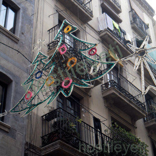 Barcelona December